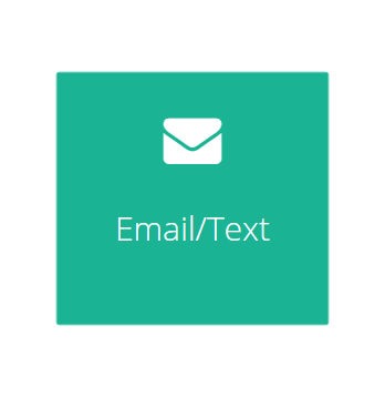 email / text icon